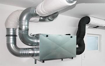 ZAC - Haustechnik A. Rezac Installationen GmbH - Installateur Perchtoldsdorf - Installateur Mödling Kontrollierte Wohnraumlüftung